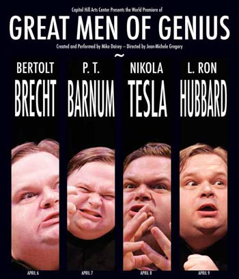 great men of genius